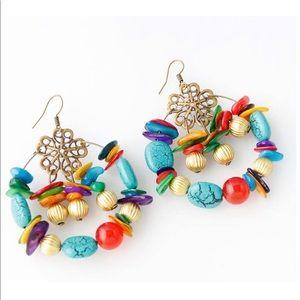 Jewelry - 🍭 Boho statement earrings